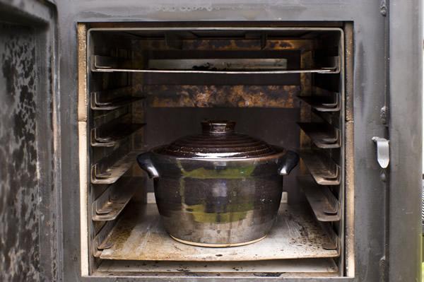 6 余熱料理を楽しむ